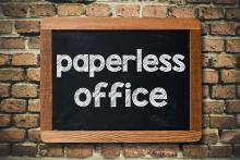 Paperless Office, St. Louis